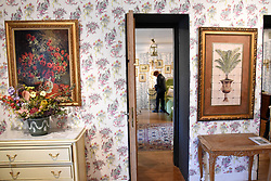 Picture taken of furnitures of Ritz Paris for sale by the Artcurial auction house at the Artcurial's on April 11, 2018 in Paris. This sale will revisit the prestigious history of the Ritz Paris throught these 3500 lots up for auction. The sale will take place on April 17, 2018. Photo by Alain Apaydin/ABACAPRESS.COM