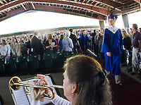 Gilford High School Graduation at Meadowbrook Pavilion June 9, 2012