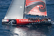 PORTUGAL, Portimao, AUDI MedCup, 18th August 2009,  Portugal Trophy, Emirates Team New Zealand.