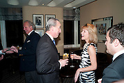 ANNA CARTER, Graydon Carter hosts a dinner to celebrate the reopening og the American Bar at the Savoy.  Savoy Hotel, Strand. London. 28 October 2010. -DO NOT ARCHIVE-© Copyright Photograph by Dafydd Jones. 248 Clapham Rd. London SW9 0PZ. Tel 0207 820 0771. www.dafjones.com.