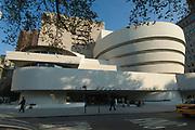 The Solomon Guggenheim Museum, Manhattan, New York