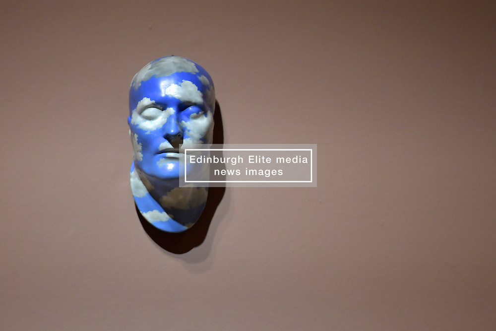 The Future of Statues, René Magritte, Scottish National Gallery of Modern Art  (Modern One) Surreal Encounters Collection, Edinburgh, 2nd June 2016, <br /> (c) Brian Anderson | Edinburgh Elite media