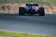 February 26, 2017: Circuit de Catalunya. Carlos Sainz Jr. (SPA) Scuderia Toro Rosso, STR12