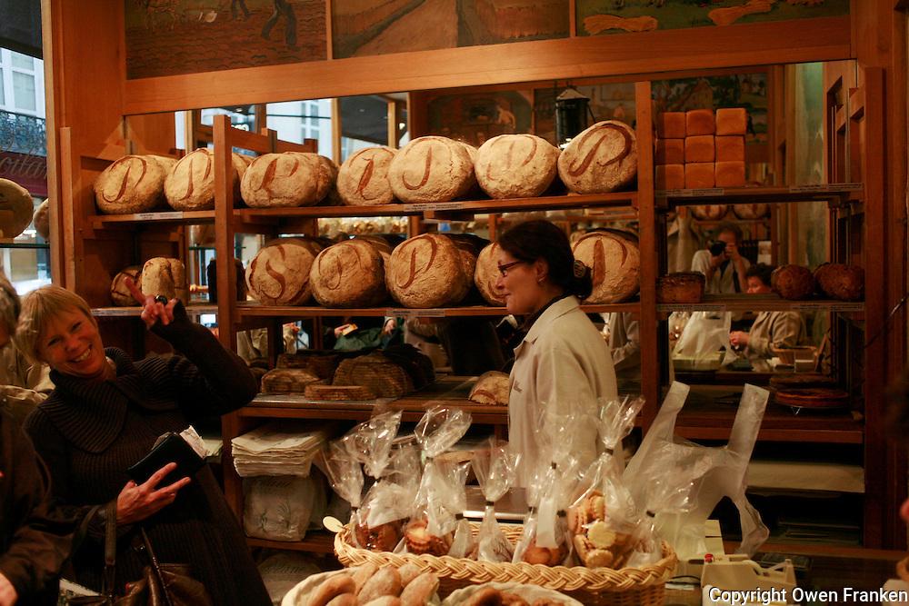 Poilane Bakery, Paris<br /> <br /> in 2004