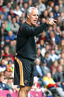 Photo: Dave Linney.<br />West Bromwich Albion v Wolverhampton Wanderers. Coca Cola Championship. 22/10/2006.Wolves Mgr   Mick McCarthy