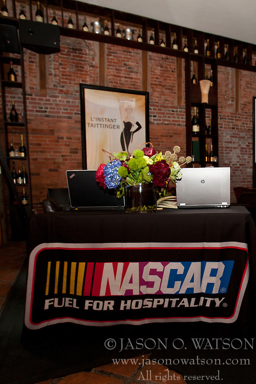 SAN FRANCISCO, CA - JUNE 21:  The NASCAR Fuel for Business Reception at the Bubble Lounge on June 21, 2012 in San Francisco, California. (Photo by Jason O. Watson/Getty Images for NASCAR) *** Local Caption ***