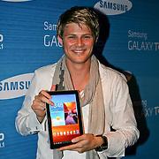 NLD/Amsterdam/20110823 - Presentatie Samsung Galaxy Tab, Tim Douwsma