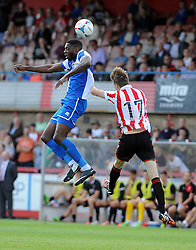 Nathan Blissett of Bristol Rovers - Mandatory by-line: Neil Brookman/JMP - 25/07/2015 - SPORT - FOOTBALL - Cheltenham Town,England - Whaddon Road - Cheltenham Town v Bristol Rovers - Pre-Season Friendly