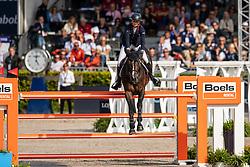 Leprevost Penelope, FRA, Vancouver de Lanlore<br /> European Championship Jumping<br /> Rotterdam 2019<br /> © Dirk Caremans<br /> Leprevost Penelope, FRA, Vancouver de Lanlore