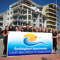 Rockingham Apartments - Staff 2016