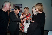 HARRY HANDLESMAN; CINDY SHERMAN, Wallpaper  Design Awards in partner ship with aSton Martin. The Edison, 223-231 Old Marylebone Road, London. 12 January 2011. . This year it is in partnership with Aston Martin.-DO NOT ARCHIVE-© Copyright Photograph by Dafydd Jones. 248 Clapham Rd. London SW9 0PZ. Tel 0207 820 0771. www.dafjones.com.
