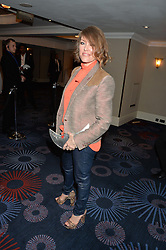 Singer CERYS MATTHEWS at the 6th annual Asian Awards held at The Grosvenor House Hotel, Park Lane, London on 8th April 2016.