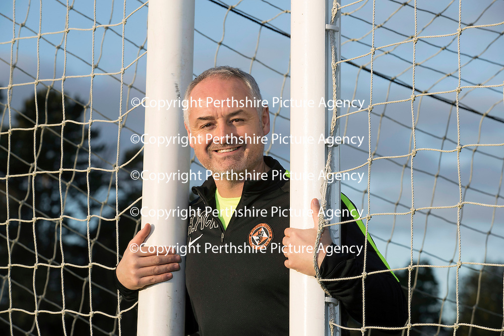 Dundee United Manager Ray McKinnon pictured at the clubs training ground in St Andews&hellip;27.12.16<br />Picture by Graeme Hart.<br />Copyright Perthshire Picture Agency<br />Tel: 01738 623350  Mobile: 07990 594431
