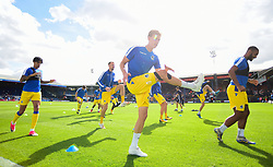 Joe Partington of Bristol Rovers warms up. - Mandatory by-line: Alex James/JMP - 15/09/2018 - FOOTBALL - Kenilworth Road - Luton, England - Luton Town v Bristol Rovers - Sky Bet League One