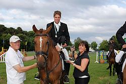 De Cleene Wouter - Valesco<br /> Nationaal Kampioenschap LRV  Minderhout 2008<br /> Photo © Hippo Foto