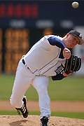 Apr 11, 2006; Detroit, MI, USA:  Detroit Tiger pitcher Jeremy Bonderman, Comerica Park vs. Chicago White Sox.