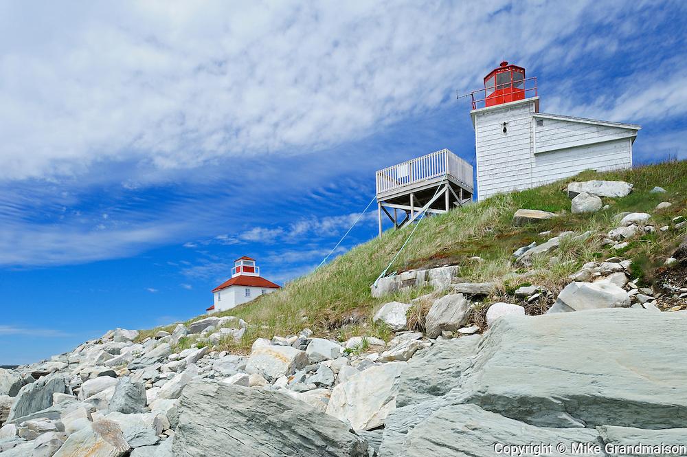Issacs Harbour Lighthouse<br />Issacs Harbour <br />Nova Scotia<br />Canada