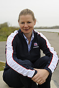 Caversham, GREAT BRITAIN,  Louise KINGSLEY [GB Rowing, Adaptive Team Manager],  Adaptive Rowing Media Day [athletes training for the Beijing Paralympics]02.04.2008  [Mandatory Credit, Peter Spurrier / Intersport-images Rowing course: GB Rowing Training Complex, Redgrave Pinsent Lake, Caversham, Reading