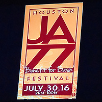 2016 Houston Jazz Festival