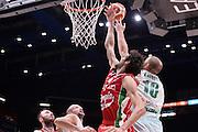Leunen Maarten<br /> EA7 Emporio Armani Olimpia Milano - Sidigas Avellino<br /> LegaBasket 2016/2017<br /> Milano 09/10/2016<br /> Foto Ciamillo-Castoria