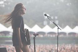 Haim at the 2014 Outside Lands Music and Art Festival - San Francisco, CA - 8/9/14