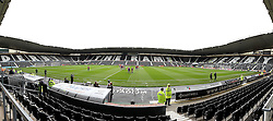The iPro Stadium, home of Derby County - Mandatory byline: Robbie Stephenson/JMP - 07966 386802 - 03/10/2015 - FOOTBALL - iPro Stadium - Derby, England - Derby County v Brentford - Sky Bet Championship