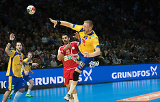 20170113 Sverige - Bahrain, VM i herre håndbold