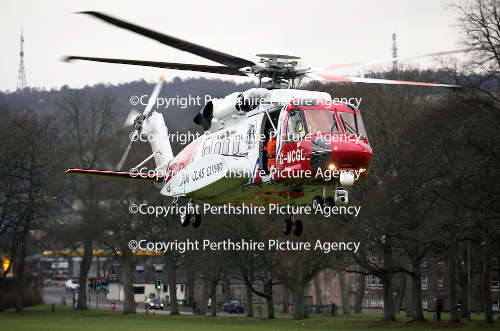 Searches continue in River Tay following concern for man in water, Perth&hellip;.20.12.16<br />