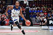 Lansdowne DeAndre<br /> A|X Armani Exchange Olimpia Milano - Germani Basket Brescia<br /> Basket Serie A LBA 2019/2020<br /> MIlano 29 September 2019<br /> Foto Mattia Ozbot / Ciamillo-Castoria
