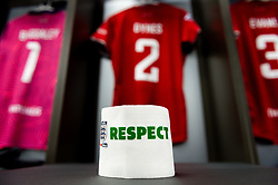 A general view of the changing rooms prior to kick off - Mandatory by-line: Ryan Hiscott/JMP - 07/09/2019 - FOOTBALL - Ashton Gate - Bristol, England - Bristol City Women v Brighton and Hove Albion Women - FA Women's Super League