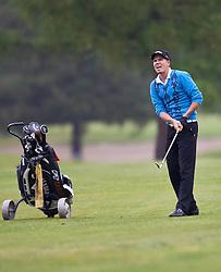 13.05.2011, Golfplatz, Zell am See - Kaprun, AUT, Golf und Ski WM 2011, im Bild  Gerold Berchtold (SUI) //  Gerold Berchtold (SUI) during the Golf and Ski World Championships 2011, Golf Course Zell am See - Kaprun, 2011-05-13, EXPA Pictures © 2011, PhotoCredit: EXPA/ J. Feichter
