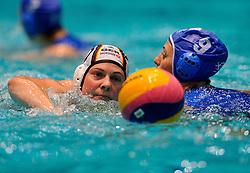 20-01-2012 WATERPOLO: EC GERMANY - GREECE: EINDHOVEN<br /> European Championships Germany - Greece / Nina Hengst<br /> ©2012-FotoHoogendoorn.nl