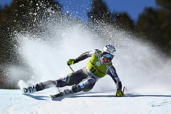 March 14, 2019 - ANDORRA - Alexander Aamodt Kilde (NOR) during Men's Super Giant of Audi FIS Ski World Cup Finals 18/19 on March 14, 2019 in Grandvalira Soldeu/El Tarter, Andorra. (Credit Image: © AFP7 via ZUMA Wire)