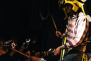 Japan's punk rock force-of-nature Peelander Z brought their special brand of antics to The Demo In St. Louis on March 28th, 2014.