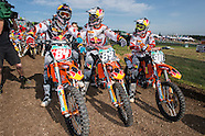 British MX GP 2012 off track