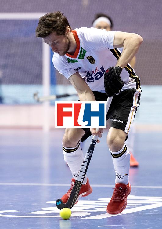 BERLIN - Indoor Hockey World Cup<br /> Women: Czech Republic - Germany <br /> foto: Martin Zwicker.<br /> WORLDSPORTPICS COPYRIGHT FRANK UIJLENBROEK