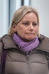 CAPTION CORRECTION - file image © Licensed to London News Pictures. 23/01/2018. London, UK. Christine Shawcroft leaves Labour Party headquarters after attending a National Executive Committee meeting.  Photo credit: Peter Macdiarmid/LNP