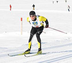 22.01.2011, Loipe Obertilliach, Obertilliach, AUT, 10. Dolomiten Classicrace, im Bild Martin Sutter (AUT)// EXPA Pictures © 2011, PhotoCredit: EXPA/ M. Gruber