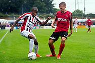 14-07-2015 VOETBAL: WILLEM II - HELMOND SPORT:TILBURG<br /> Ruben Ligeon van Willem II <br /> <br /> Foto: Geert van Erven