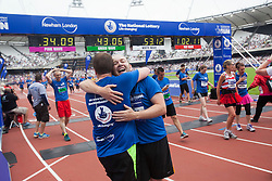 Client: LLDC. National Lottery Anniversary Run. Photo: David Poultney