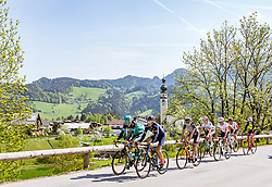 25.04.2018, Reith im Alpbachtal, AUT, ÖRV Trainingslager, UCI Straßenrad WM 2018, im Bild Patrick Konrad (AUT), Stefan Denifl (AUT), Mario Gamper (AUT) // during a Testdrive for the UCI Road World Championships in Reith im Alpbachtal, Austria on 2018/04/25. EXPA Pictures © 2018, PhotoCredit: EXPA/ JFK
