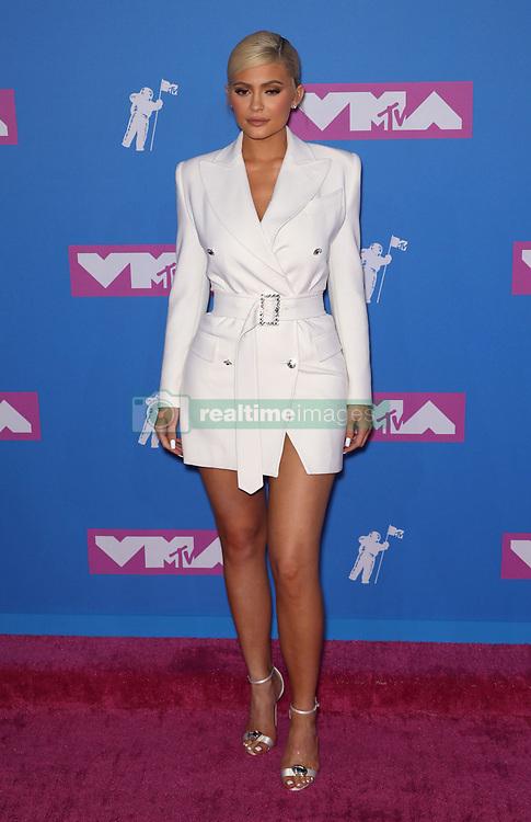 August 21, 2018 - New York City, New York, USA - 8/20/18.Kylie Jenner at the 2018 MTV Video Music Awards held at Radio City Music Hall in New York City..(NYC) (Credit Image: © Starmax/Newscom via ZUMA Press)