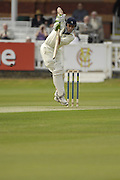 London, GREAT BRITAIN, Nick COMPTON, during the first session  the Liverpool Victoria Div 2 County championship match between  Middlesex vs Northamptonshire, at Lords Cricket ground, England on Wed 25.04.2007  [Photo, Peter Spurrier/Intersport-images].....