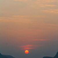 Sunrise Images, from Western Ghats India.