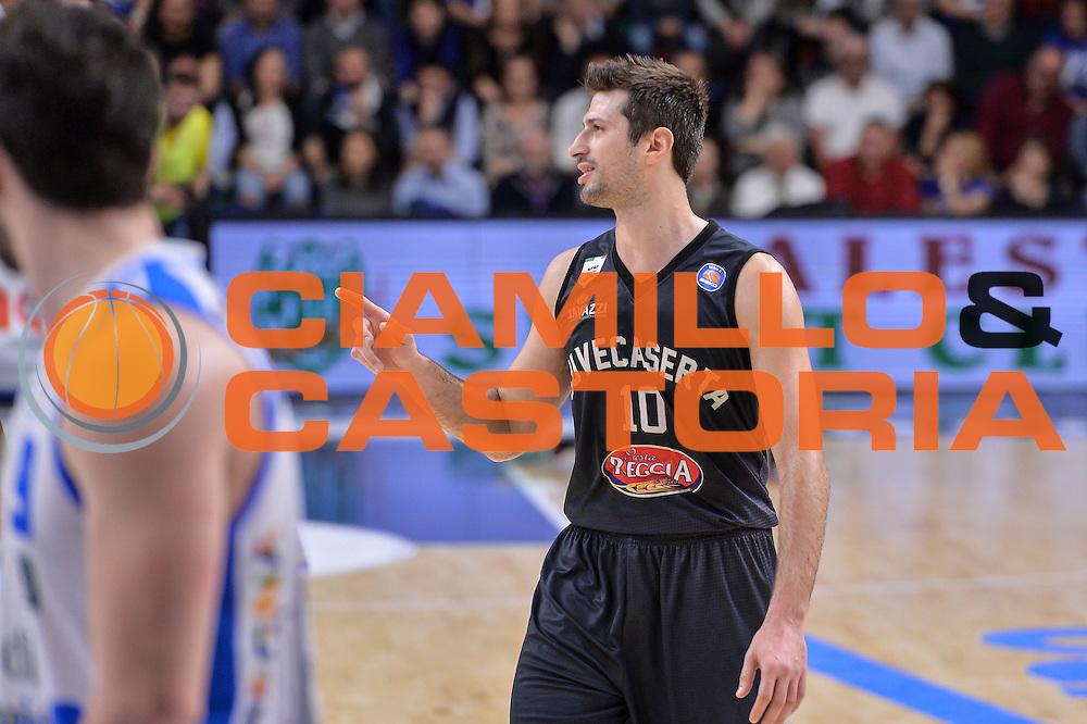 DESCRIZIONE : Beko Legabasket Serie A 2015- 2016 Dinamo Banco di Sardegna Sassari - Pasta Reggia Juve Caserta<br /> GIOCATORE : Daniele Cinciarini<br /> CATEGORIA : Fair Play Ritratto<br /> SQUADRA : Pasta Reggia Juve Caserta<br /> EVENTO : Beko Legabasket Serie A 2015-2016<br /> GARA : Dinamo Banco di Sardegna Sassari - Pasta Reggia Juve Caserta<br /> DATA : 03/04/2016<br /> SPORT : Pallacanestro <br /> AUTORE : Agenzia Ciamillo-Castoria/L.Canu