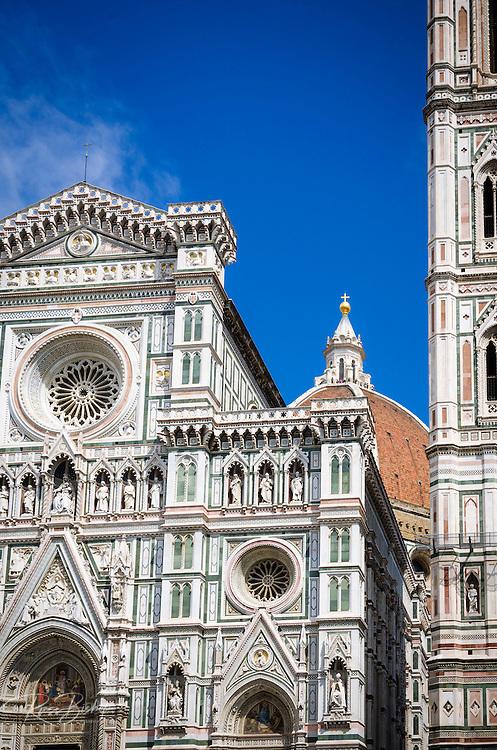 Cathedral of Santa Maria del Fiore (Duomo), Florence, Tuscany, Italy