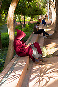 Cyber Park, Marrakesh, Morocco, 2016-04-20. <br />