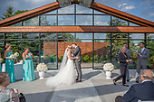 a complete collection of wedding images from Alissa & Richard's wedding celebration