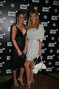 HOFIT GOLAN AND LIZ FULLER, Montblanc and Katherine Jenkins celebrate The launch of Montblanc's First Fine Jewellery Collectgion. V. & A. London. 24 April 2007.  -DO NOT ARCHIVE-© Copyright Photograph by Dafydd Jones. 248 Clapham Rd. London SW9 0PZ. Tel 0207 820 0771. www.dafjones.com.