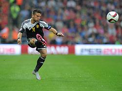 Dries Mertens of Belgium (Napoli) in action. - Photo mandatory by-line: Alex James/JMP - Mobile: 07966 386802 - 12/06/2015 - SPORT - Football - Cardiff - Cardiff City Stadium - Wales v Belgium - Euro 2016 qualifier